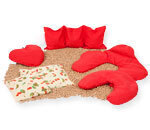 Cherry Pit Pillow