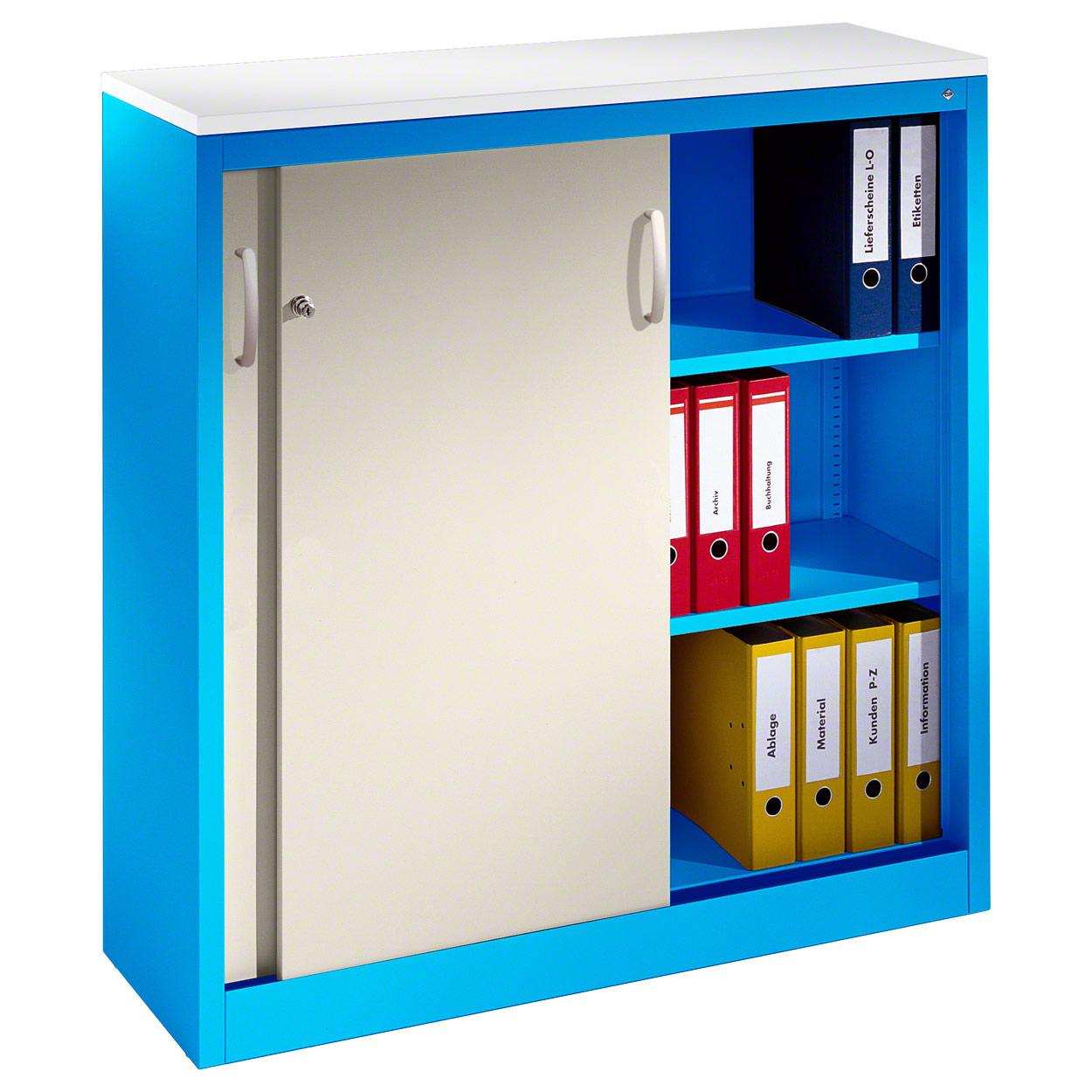 Slide door cupboard hxwxd 120x120x50 cm buy online sport tec