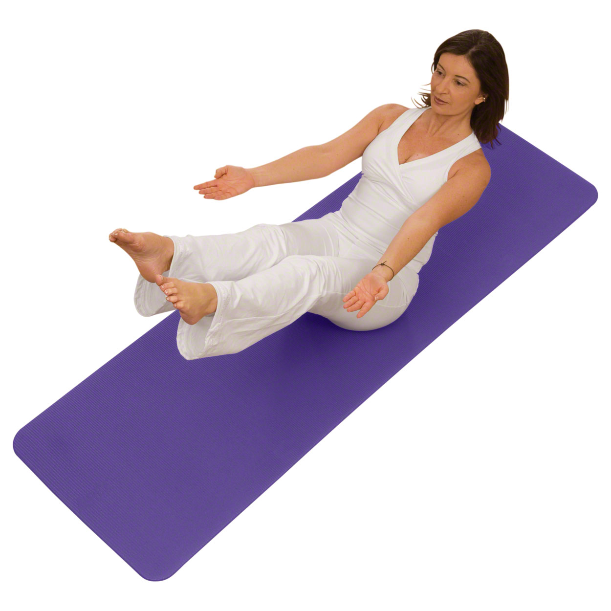 Airex Pilates And Yoga Mat 190 Lxwxh 190x60x0 8 Cm Buy Online Sport Tec