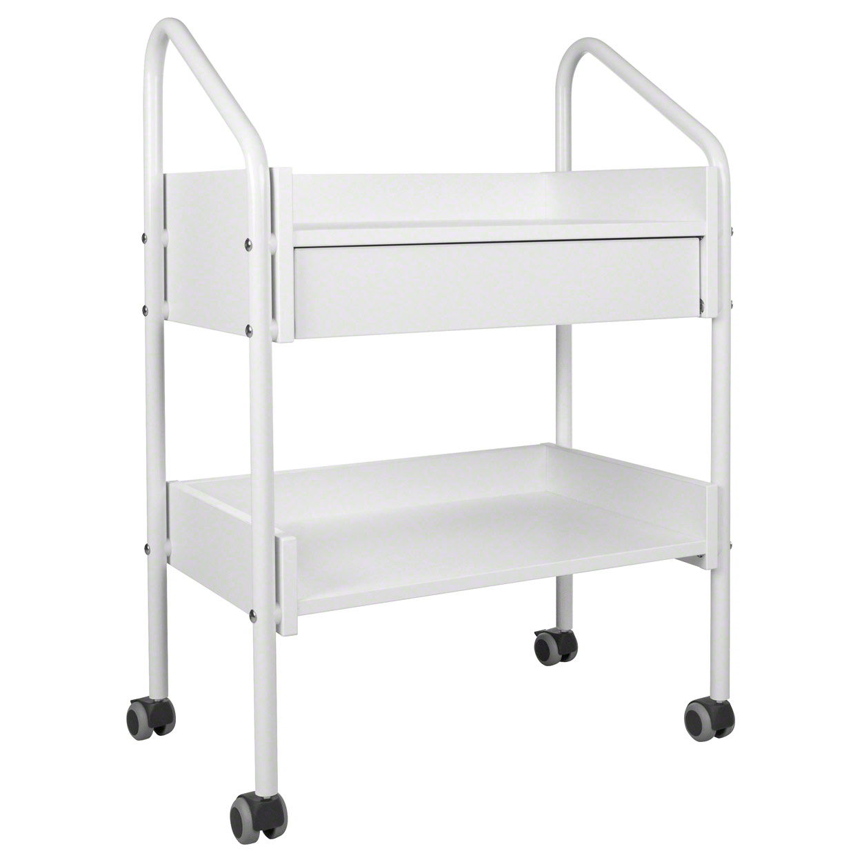Equipment Cart Standard With 4 Wheels White Buy Online Sport Tec