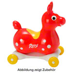 Rolling tub for Cavallo Rody