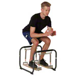 Pedalo stabiliser professional, up to 150 kg