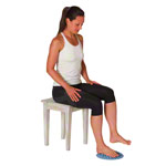 Pedalo Foot-Massage Regeneration Mat, ø 25 cm