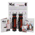 XCO Alu Premium Set incl. 2 DVD and accessories