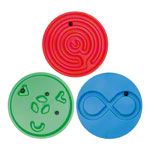 Balanco Movement Game Basketball-Game with 3 changeable inserts