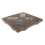 Terrasensa structure floor mat slightly arched