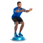 BOSU Ball Balance Trainer Pro, Ø 63.5 cm, blue