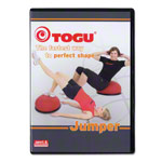 TOGU jumper set 3-pcs., jumper Ø 52 cm incl. DVD, 60 min.