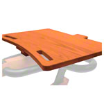 NOHrD Bike table top cherry wood