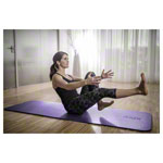 AIREX pilates and yoga mat 190 incl. eyelets, LxWxH 190x60x0.8 cm
