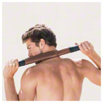 BLACKROLL Massage-Rod ReleaZer, 60x3,7x5 cm
