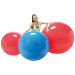 GYMNIC exercise ball, Ø 85 cm, red