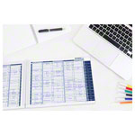 Personal organiser, 2 columns, 15-min interval, Monday - Friday, A4