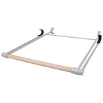Pull up bar for wall bar, width 90 cm