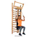 NOHrD Combi-Trainer for wall bars, ash