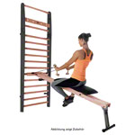 NOHrD Combi-Trainer for wall bars, Club-Sport