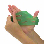 Thera-Band Hand xtrainer, medium, green