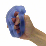 Thera-Band Hand xtrainer, thick, blue