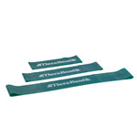 Thera-Band Loop, Ø 26 cm, 7.6x45.5 cm, thick, green