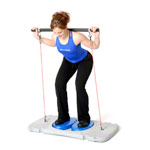 Thera-Band exercise station incl. accessories