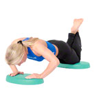 Thera-Band stability trainer lightweight, green