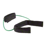 Cuff Tube, green, lightweight, set of 10