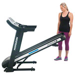 Horizon Fitness treadmill Adventure 1