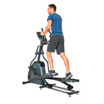 Horizon Fitness Elliptical Ergometer Andes 2