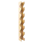 Wall mount incl. dumbbells, 0.5-5 kg, 6 pieces