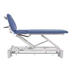 Treatment Table Smart ST6 with wheel lifting system and all-round control
