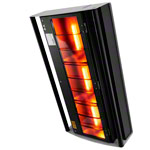 Halogen infrared heater IRS 3, wall model