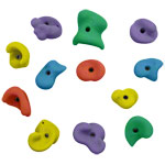 Climbing grip training, 20 pieces