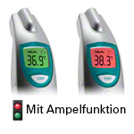 Clinical thermometer FTN with non-contact infrared measurement