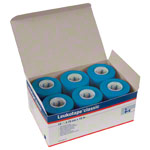 Leukotape Classic, 10 mx 3.75 cm, blue, 12 pieces