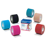 Leukotape K, 5 m x 5 cm, light blue