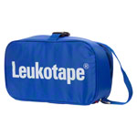 Leukotape sports bag with contents, 24-piece