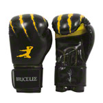 Bruce Lee boxing glove, 12 ounces, pair