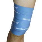 Flossband Level 2, medium, blue