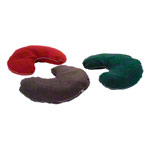 Dinki neck pillow with cover, 35x30 cm