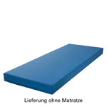Moisture protection cover for mattress 200x80x12 cm