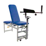 Lojer workout bench with shoulder rotation trainer, 3 piece.