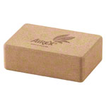 AIREX yoga block ECO made of cork, 22,5x15x7,4 cm