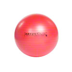 ARTZT vitality fitness ball standard, Ø 55 cm, red