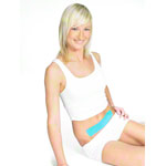 ARTZTvitality Kinesiology tape, in case of menstrual disorders