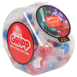 Anti-Stress Ball The Gripp II Gel-filled, Ø 6 cm, 40 pieces