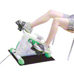 Arm and leg trainer Oxy Cycle II, motor supported
