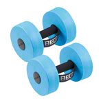 BECO Aqua Dumbbell M, pair