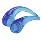 BECO nose clip competition, blue