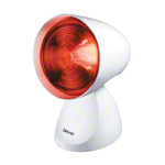 BEURER Infrared lamp IL 21, 150 watts