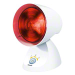 BEURER Infrared lamp IL 35 with time stop, 150 watts